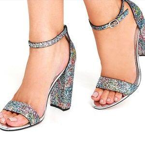 Steve madden carson ankle strap heels